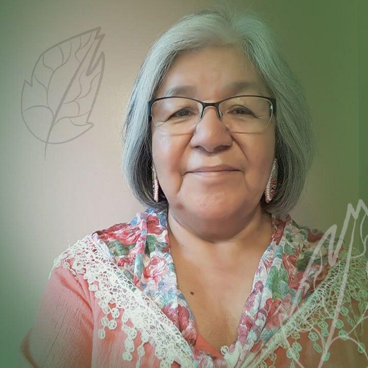 Image of Mary Elliot a member of Atikameshing Trust